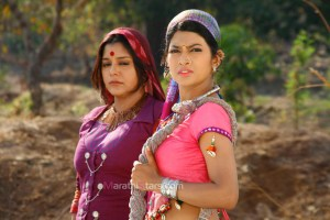 Gandh Phulancha Gela Saangun Etv Serial Actress Dhanashree Kadgaonkar