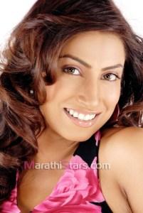 Marathi Actress Kranti Redkar
