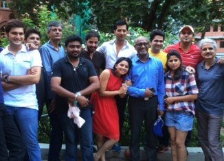 No Smoking on the sets of marathi film Classmates