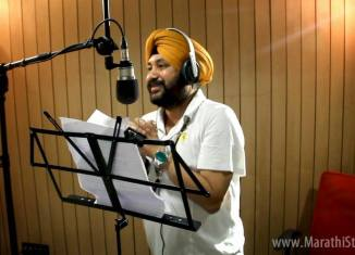 Daler Mehndi's first Marathi song out now!