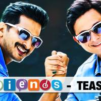 FRIENDS (Marathi Movie) First Look Teaser