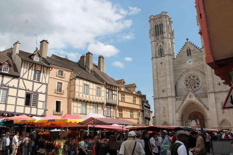 Place Saint Vincent Chalon-sur-Saône