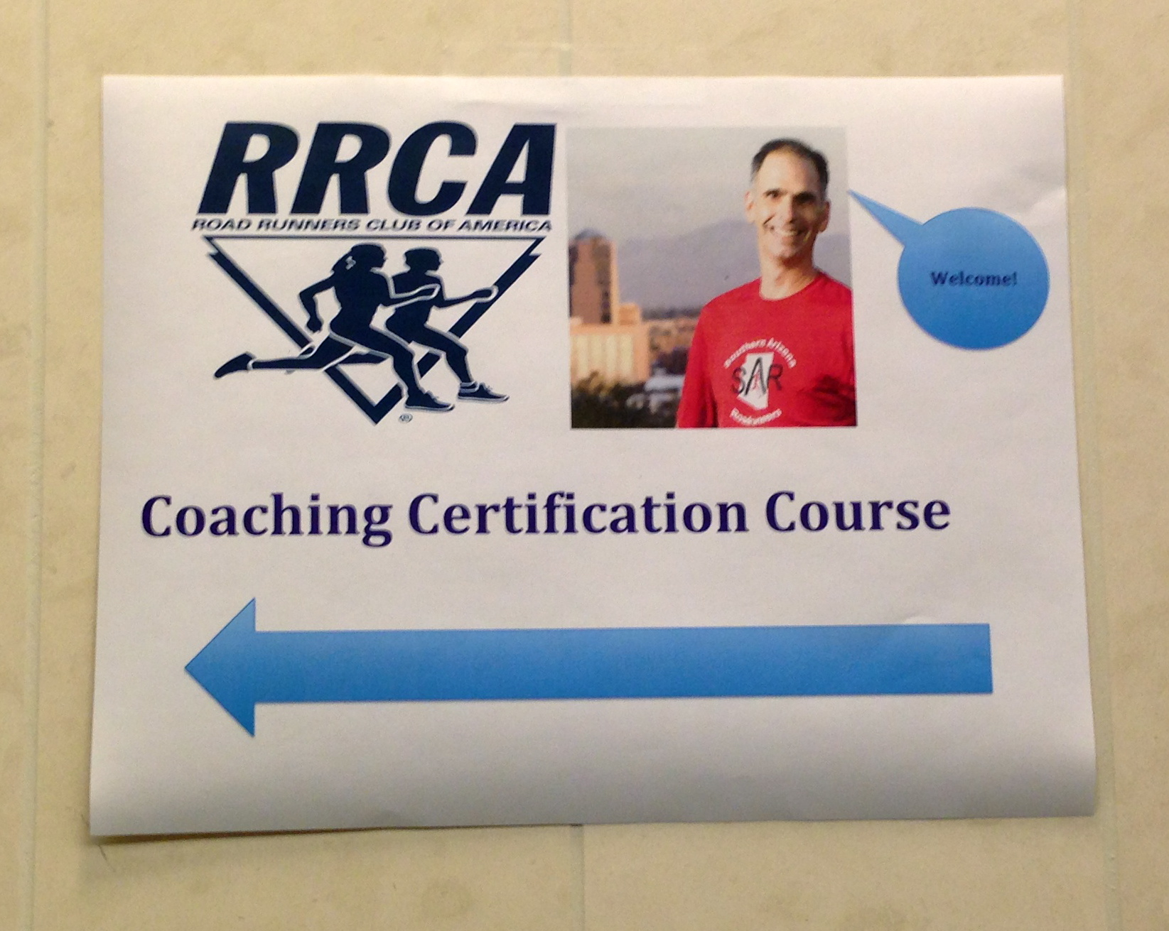 Rrca Certification Course Recap Marathons And Macarons