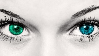 Esos ojos