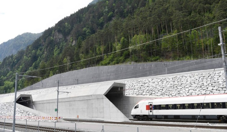 tunel de Sangotardo