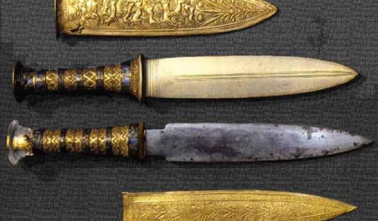 cuchilloo egipcio
