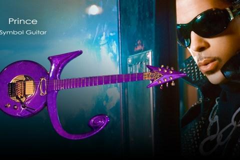 Prince Symbol Guitar
