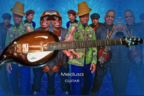 Modusa Guitar