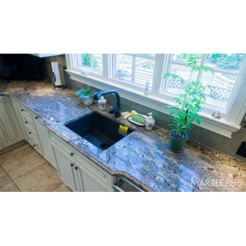Medium Crop Of Blue Granite Countertops