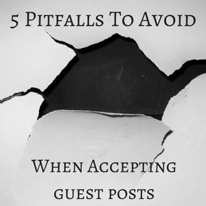 guest blogging pitfalls