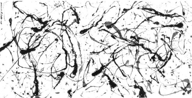 Jackson Pollock relatos