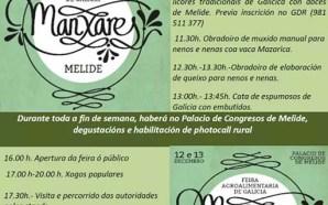 Melide celebra Manxares a vindeira fin de semana