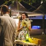 Mariage Ma Régisseuse wedding planner La Réunion organisatrice fleurs bouteille lumières
