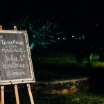 Mariage Ma Régisseuse wedding planner La Réunion ardoise bienvenue accueil