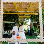 Mariage Réunion Ma Régisseuse wedding planner mariés cadre jardin