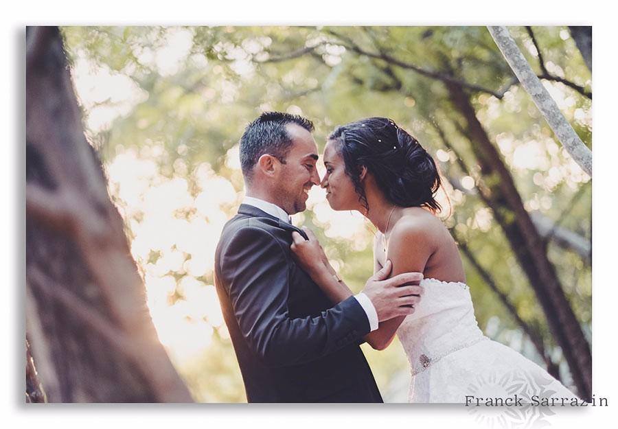 mariage, nature, réunion,
