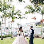 mariage, robe, bouquet, nature, Réunion