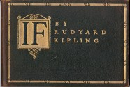 "Kipling & ""If"": Inspiration for Life Science Innovation"