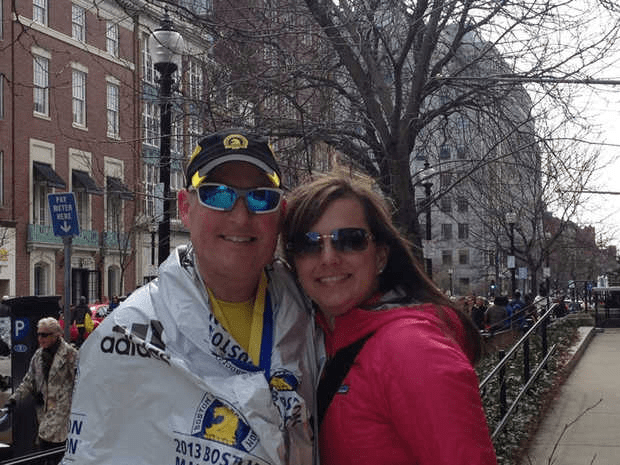 Christians Behaving Awesomely: The Story of Brent Cunningham & The Boston Marathon