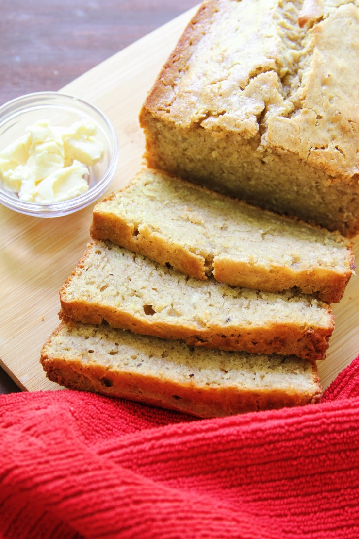 Food Crush: Banana Walnut Bread