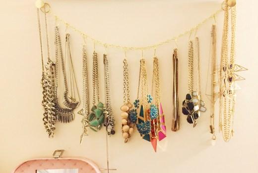 Jewelry Organization Tips!