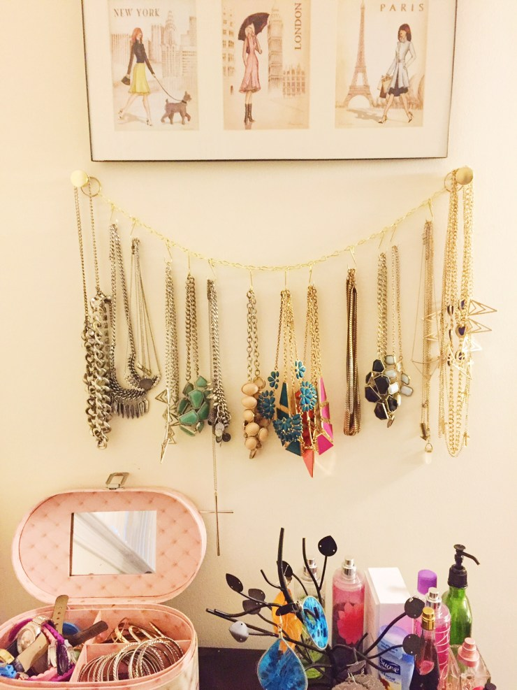 Jewelry Organization Tips!