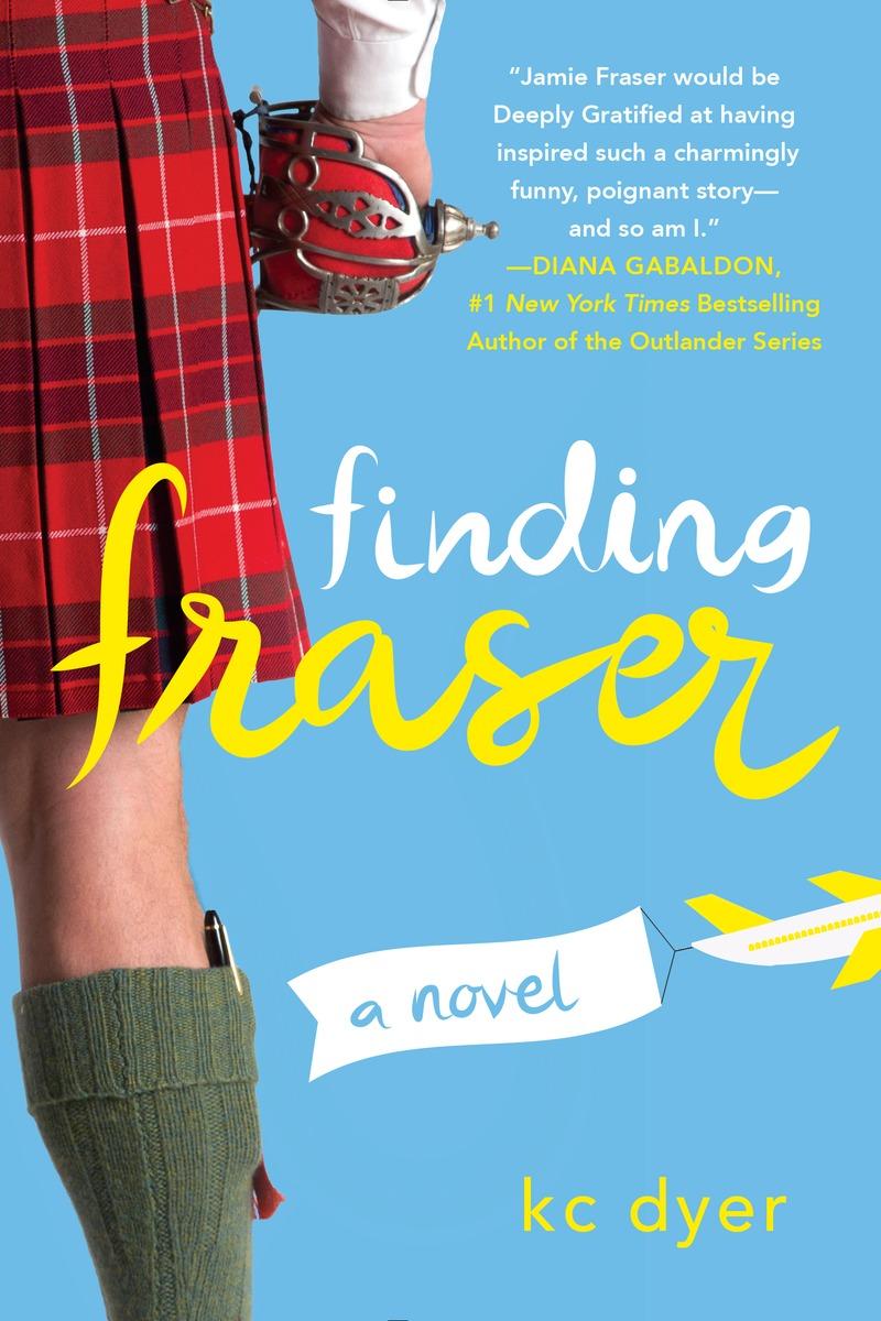 Finding Fraser by K.C. Dyer #ILOVEJAMMF