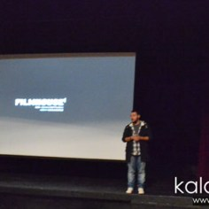 "Photo: Kalamatain team / the Filmhouse of Kalamata presents the movie of P.P.Pazolini ""Medea"" as a part of the 1st week of Maria Callas."