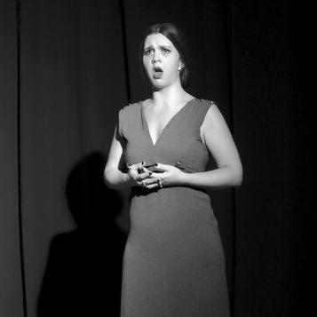 Maria Callas Alumni Association Exhibition/ Opening Act / Recital: Soprano: Maria Tsoni