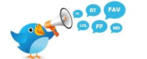 Las abreviaturas más habituales en Twitter