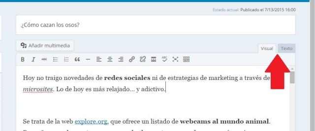 Cómo cambiar el tipo de letra en WordPress (gratis) | Maria en la red