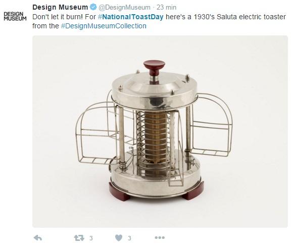 toast design museum
