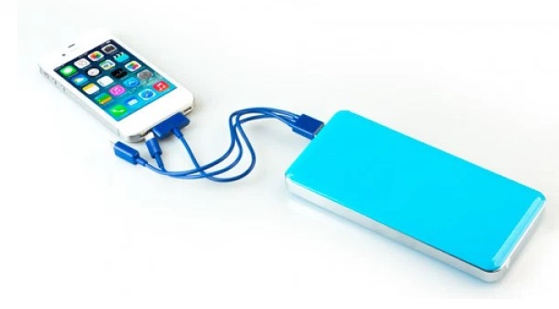 power bank alta capacidad multicable