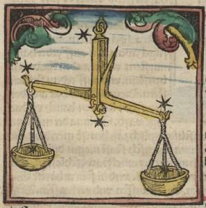 Deutsche Fotothek Astrologie & Sternzeichen & Kalender livra