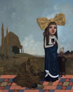 The State pf Art - Lolla Fine Art - Reprodução