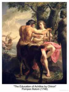 Education-of-Achilles-by-Chiron-1746