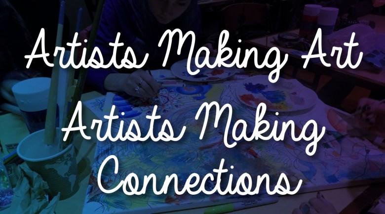 Artists Making Art