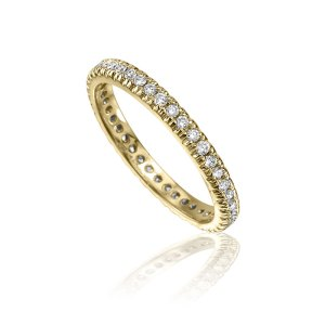 Full Eternity Diamond Band