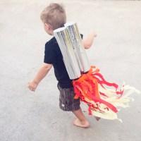 Enfant fusée