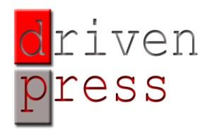 Driven Press Badge