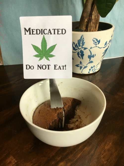 Medium Of Can You Eat Weed