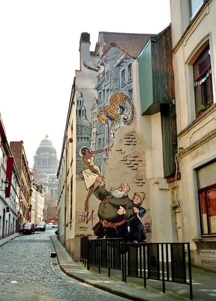 België Brussel CN500004 © Marilène Dubois 2007