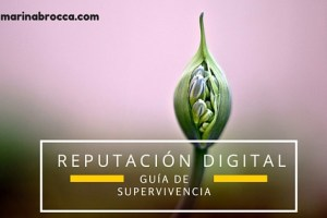 Reputación digital- Supervivencia