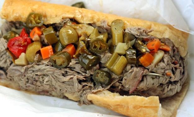 Ditka's Italian Beef Sandwich Recipe