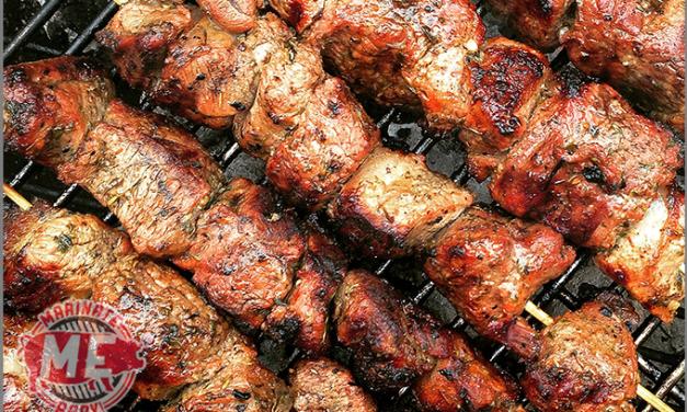 Souvlaki Marinade (Chicken, Beef, Pork and/or Lamb)