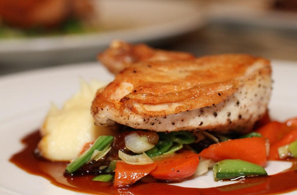 Pan Seared Chicken Breast