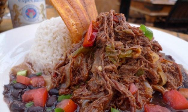 Cuban Braised Shredded Beef (Ropa Vieja)