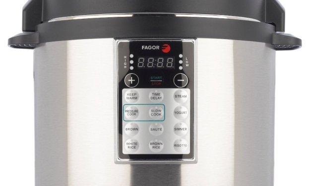 Pressure Cooker Opening Methods