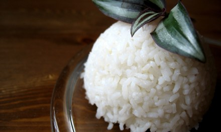 Easy Pressure Cooker Steamed Rice