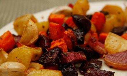 Rocking Roasted Vegetables